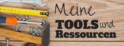 Meine Tools und Ressourcen