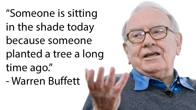 1. Tipps von Warren Buffett